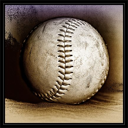 Curve Ball by Ken Greenhorn