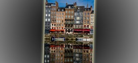 Morning in Honfleur