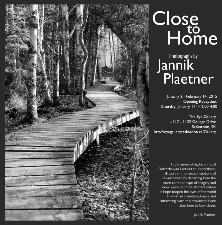 Close to Home - Jannik Plaetner
