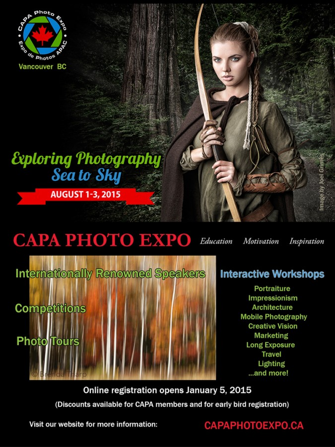 CAPA Photo Expo 2015