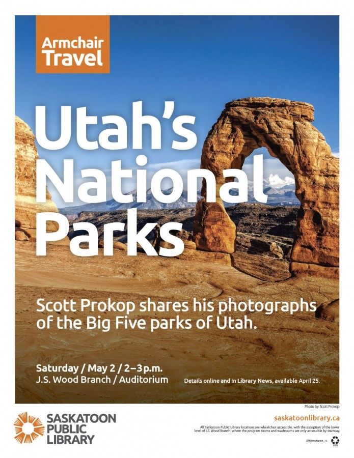 Scott Prokop - Utahs National Parks