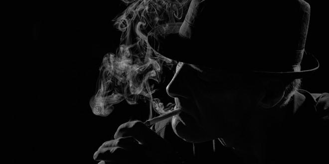 Best Portrait and Best of Show - Smoke - Ken Greenhorn - SCC